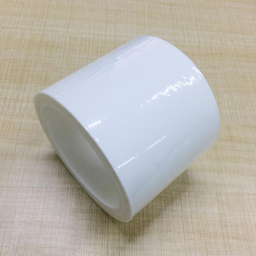 Top quality lightly adhesion plastic PE protective film roll for aluminum sheet and aluminum mirror