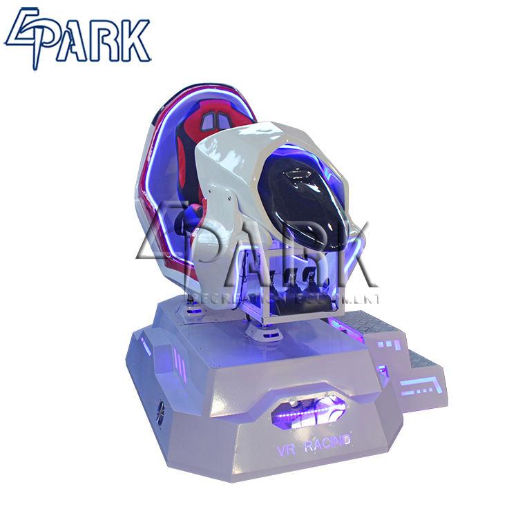 Роскошный vr гоночный автомобиль с движения Электрический платформы отдыха оборудования