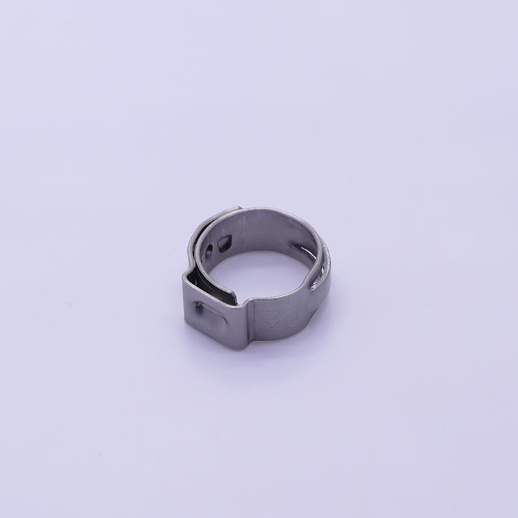 zebra hose clampsquare shaped hose clampscrew band metal clamp KB40SS