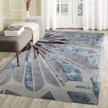 Special popular design soft wool rug carpet for living room