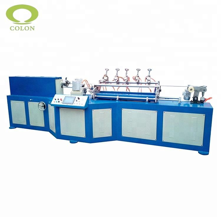 CL-510 Automatic high speed used drinking straw making machine
