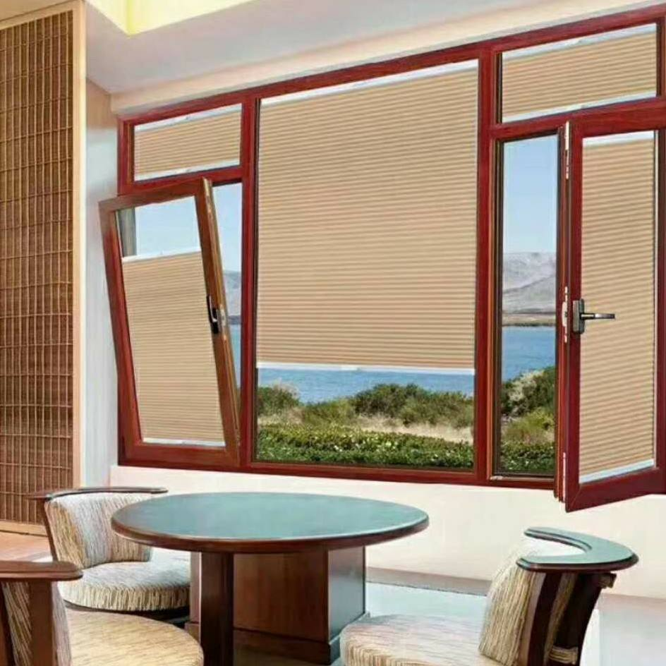 Cordless Top Down Bottom Up Cellular Honeycomb Shades