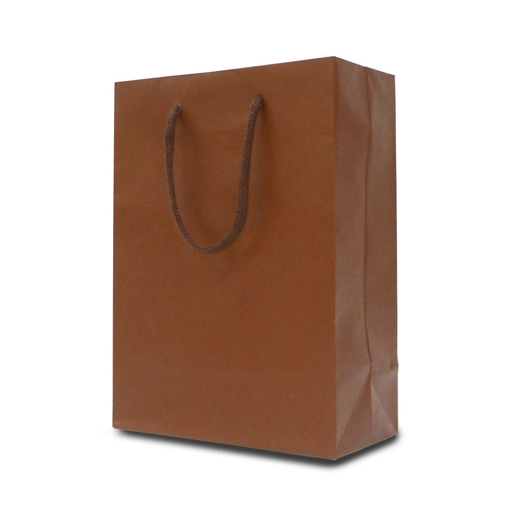 Japan Custom Order Available Printed Brown Waterproof Paper Bag