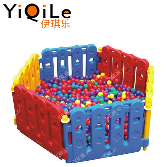 Novel Baby Play Fence Plastic Ball Pool Ocean Ball Pits Toy
