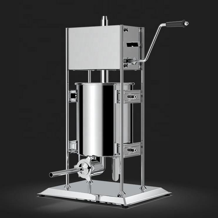 Manual Sausage Stuffer Sausage Filling Machine 3L 5L 7L10L 15L