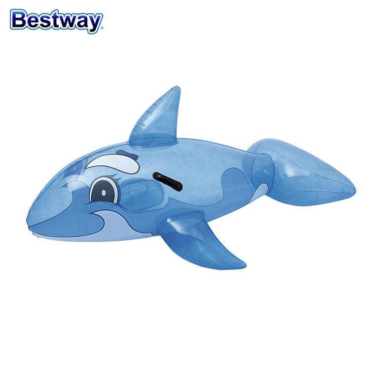 Bestway Inflatable Bơi Đồ Chơi Bơi Hồ Bơi Cá Voi Nổi <span class=keywords><strong>Bè</strong></span>
