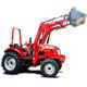 MCM High Quality 40HP Mini Multi-purpose Tractor 4WD Compact Utility Farm Tractor