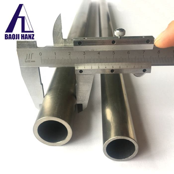 Popular Product Pure Tungsten Pipe and W Alloy Tube Price Per kg