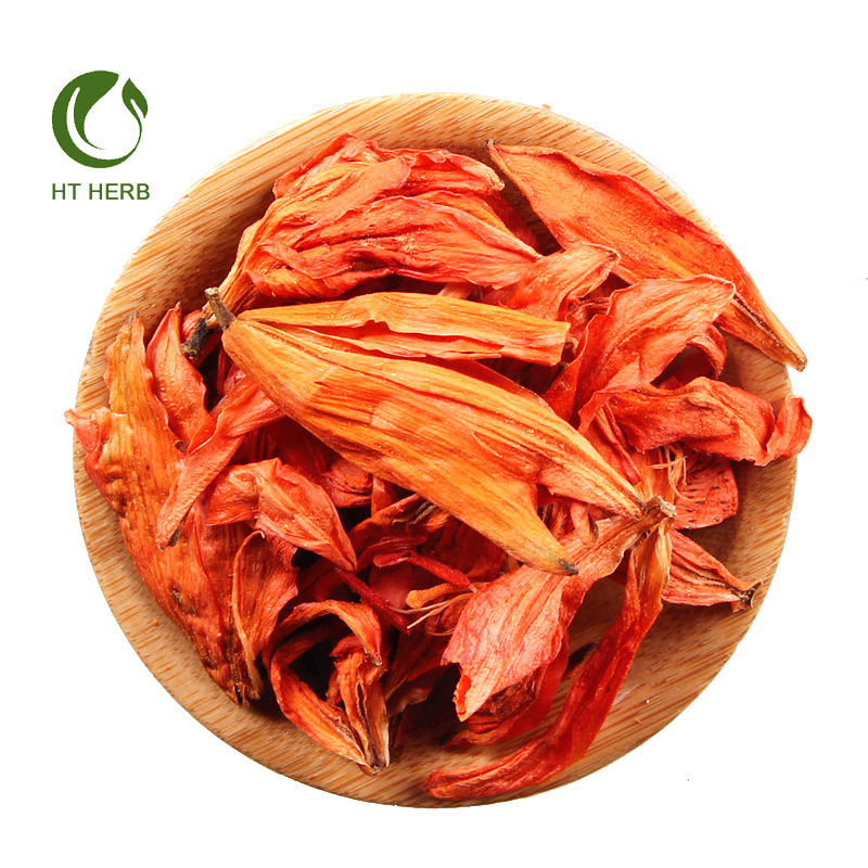 High Quality Wedding Decorative Dried Lily Flower