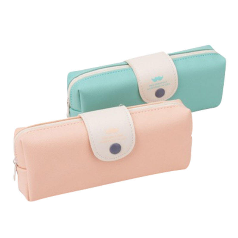 Latest Most Popular School Supplies Stationery For Girls Promotion Simple Gifts Fancy Pencil Case Pen Bag
