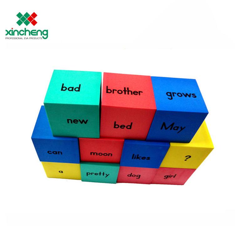Artigianato magnetico mestiere Forme Gomma Piuma di <span class=keywords><strong>EVA</strong></span> FAI DA TE per i bambini intellection Istruzione