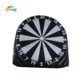Giant inflatable dartboard golf football dart game with free air blower