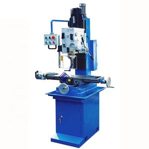 ZX7045 Power feed Gear drive DRO milling drilling machine
