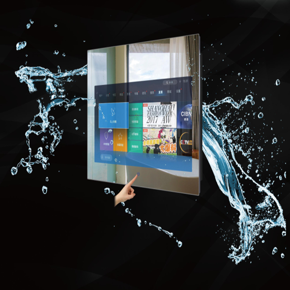 BEST SELLING BATHROOM smart mirror touch screen custom smart mirror PRICE android smart mirror