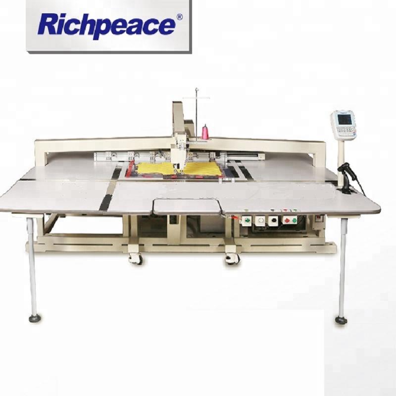 De área de 600mm * 900mm de una sola cabeza Automática Industrial de Jack de la máquina de coser