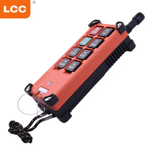 F21-E1B Hydraulic lift LCC Overhead Crane Radio Wireless Industrial Remote Control switch
