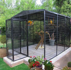 bird breeding cage/large animal metal cage use outdoor stands in a range of sizes