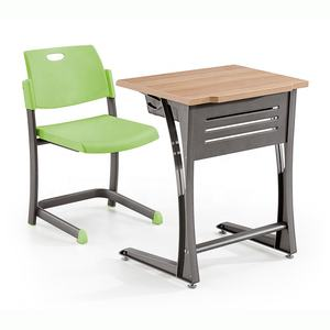 School Furniture College Classroom Desk Chair