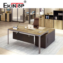Ekintop standard office desk dimensions office furniture l shaped office executive desk