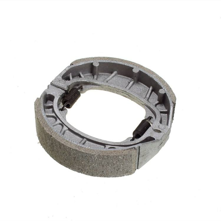 motorcycle brake shoe lining CG125 BAJAJ