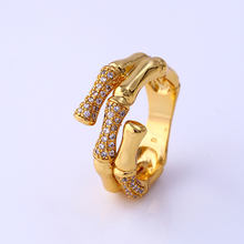 11874 xuping premier jewelry 24k gold plated jeweleries ring women