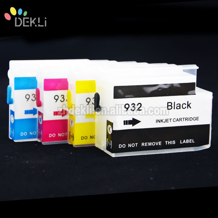 New Printer cartridges For HP officejet 7610 Ciss ink cartridge With Reset Chip