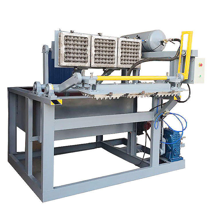 Small Egg Tray Making Machine Price In India With Price / Manual Egg Tray Machine
