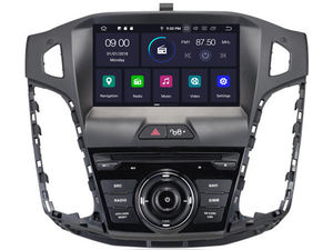 WITSON ANDROID 10,0 автомобильный DVD GPS навигации для FORD FOCUS 2012 4G DDR3 1080P HD