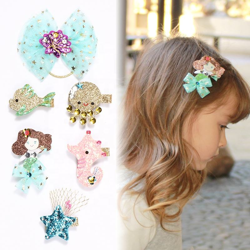 Fashion Wholesale Hair Accessories Sparkling Clips Wholesale 75mm Glitter Printing Grosgrain Ribbon For Hair Bow
