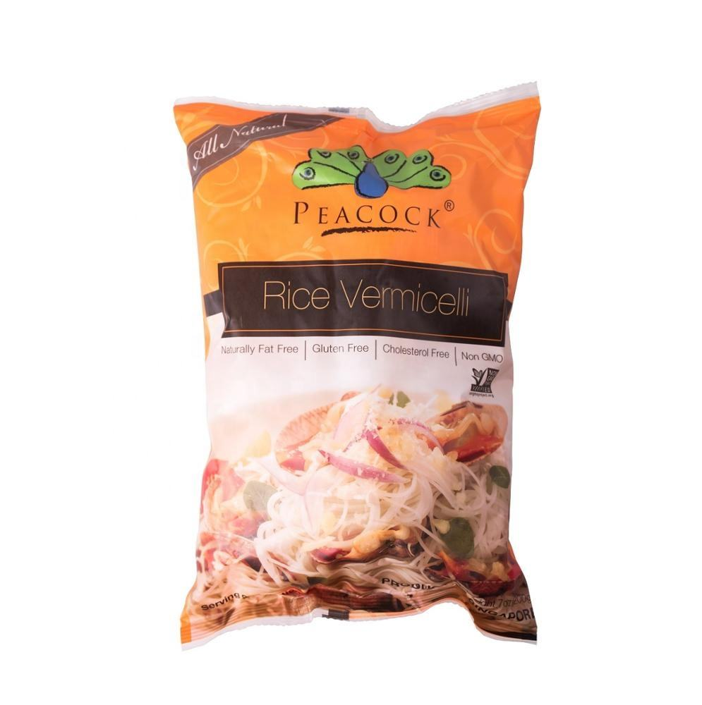 Peacock Brand Rice Vermicelli 200G