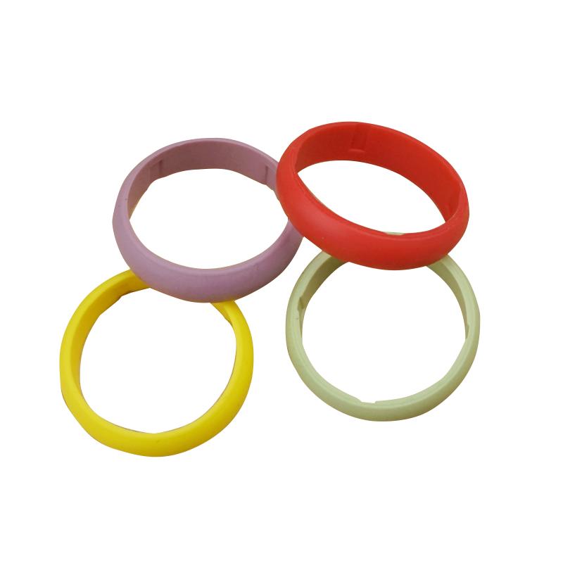 Горячие продажи Подгонянный дизайн высокая температура сопротивления Силиконовое уплотнительное кольцо