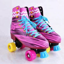 pink color Christmas products ON SALE first hand price  9.99 usd Soy luna free shipping roller skates for girls RTS