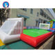 2014 factory supply inflatable water football pitch