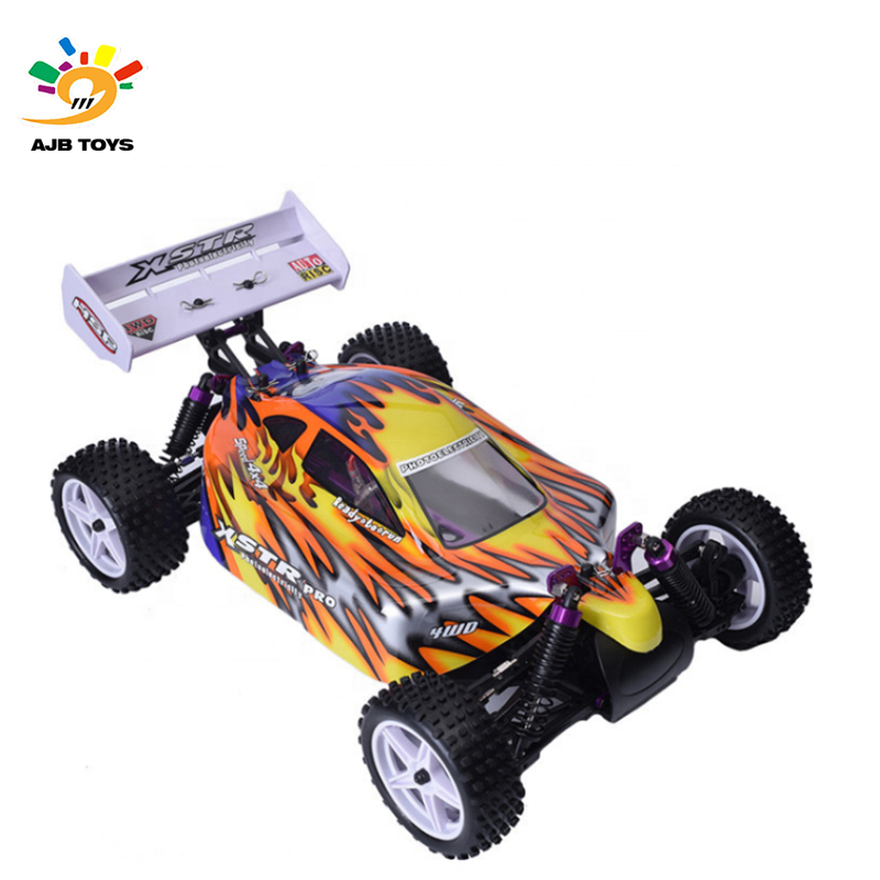 Hsp 94107 2,4 ghz 1:10 skala rc car 4wd rtr Offroad- batterie pferd buggy rc