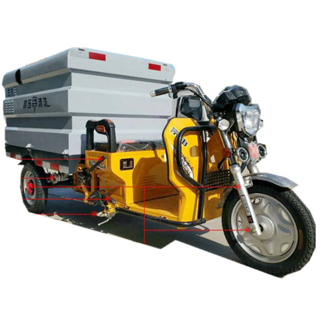 Multifunctional Truck Carpet Cleaning Machines With Ce Certificate
