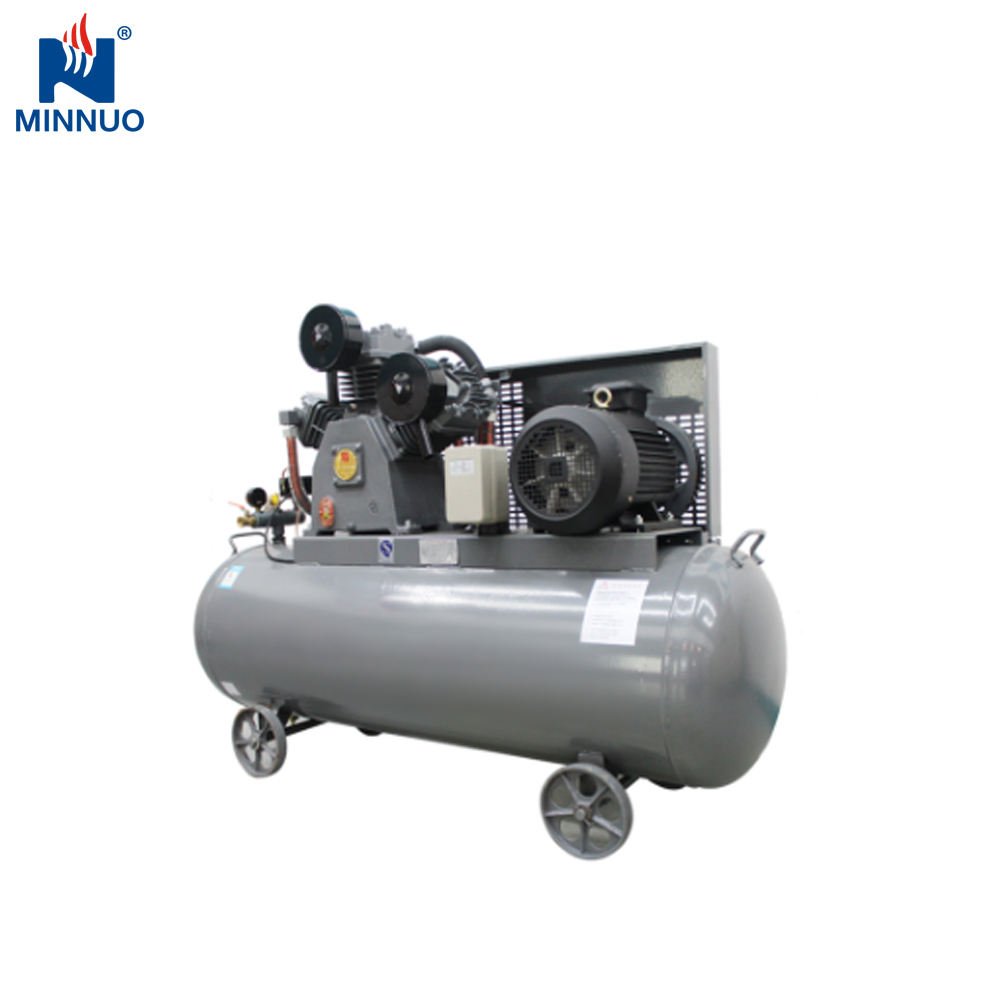 piston 300 cfm air compressor with certification
