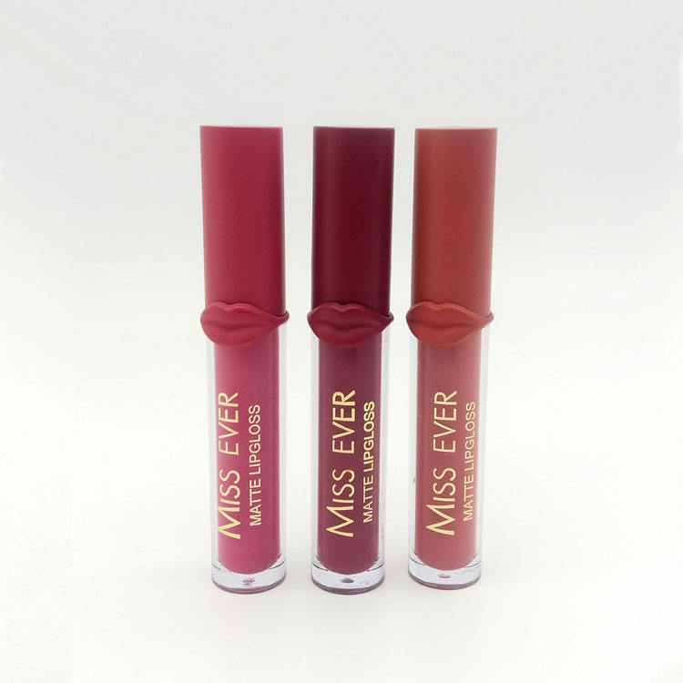 Miss Ever long lasting lip gloss lipgloss wholesale waterproof lip tint