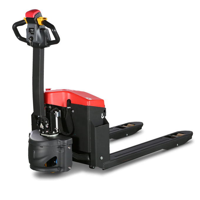 1500kg 1.5ton battery Electric Pallet Truck Lifter