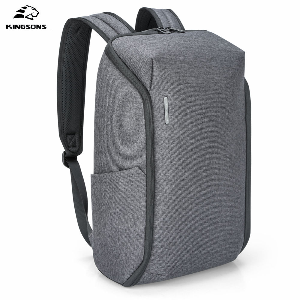 Kingsons customized 15.6 men bags collage backpack foldable travel luggage backpack bags for men backpack zaino sac a dos