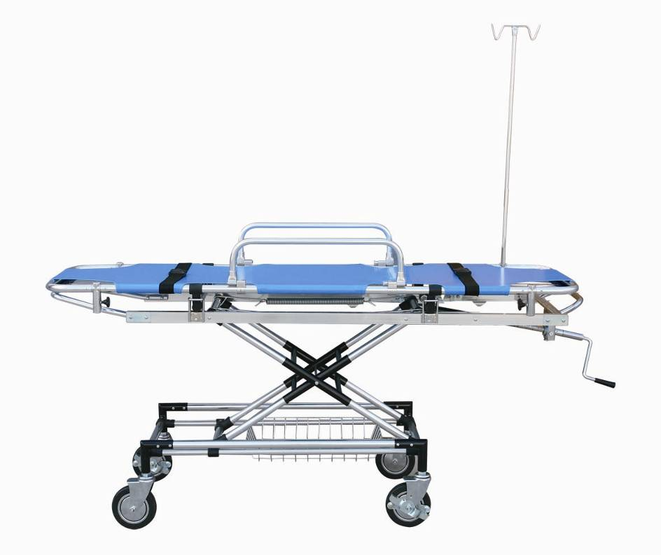STR-2L Hospital Emergency Bed