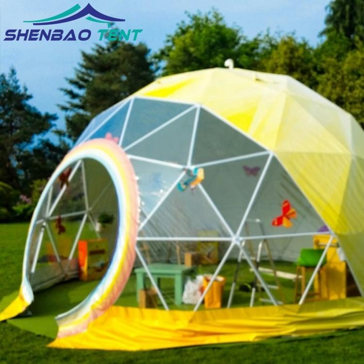Flexible Disassembly And Assembly Big Show Tent For Exhibition