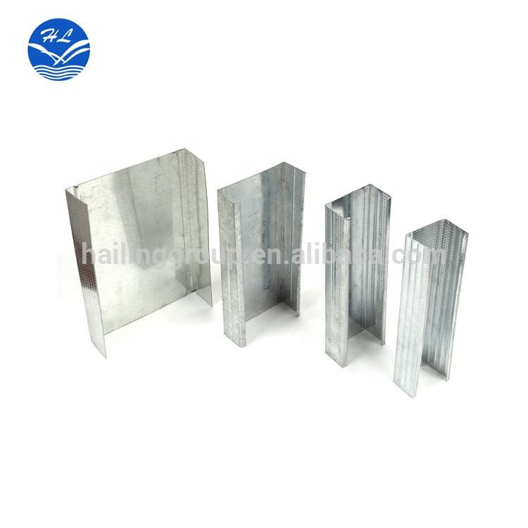 High Quality Drywall Metal Stud And Track With Cheap Price,