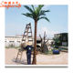 China manufacturer wholesale evergreen fruit trees ornamental plants artificial fake plastic palm trees plant factory price