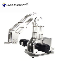 Android APP control 4 axis line robot arm 2.5kg load lifting  desktop industrial DIY robotic arm