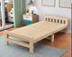 Wholesale Cheap Price High Quality Easy Modern King/Queen/Double/Single Size Wood Folding Beds