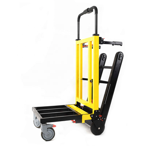 REDDOT 2019 year patent design good appearance electric powered stair climbing hand truck stair climber