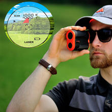 Laser camera range finder 400m digital  measurement distance meters