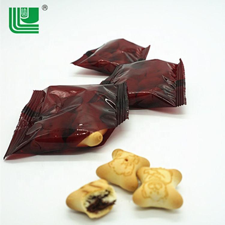 Bán-Cứng cookie breakfast snack sô cô la <span class=keywords><strong>đầy</strong></span> gấu hình dạng bánh quy
