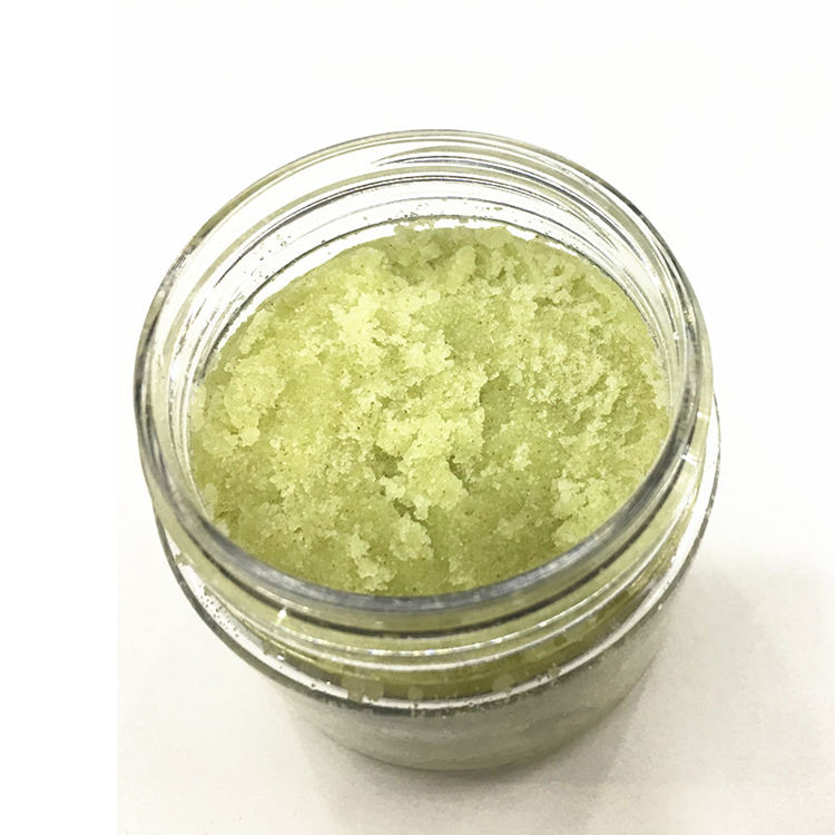 Private Label Avocado Naturale Del Viso e Del Corpo Scrub Esfoliante