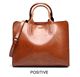 Big Leather Handbags Women Bag High Quality Casual Female Bags Trunk Tote Spanish Brand Shoulder Bag Ladies